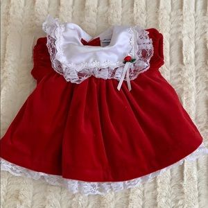 Other - 0-3 month Christmas dress